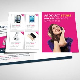 products-postcard-template